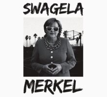 Swagela Merkel by Aaron Booth