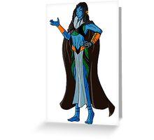 Little Prince of Jotunheimr Greeting Card