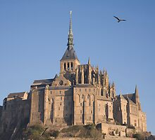 Mont Saint Michel by deslover