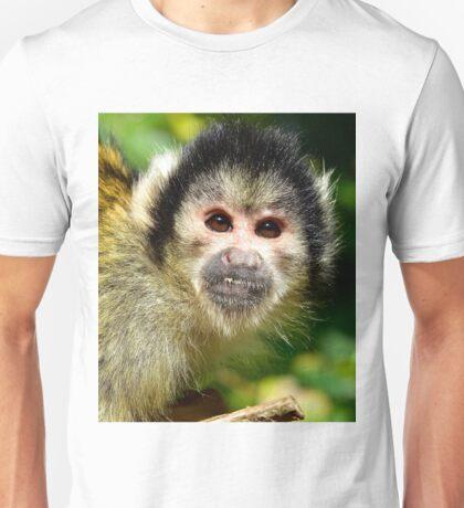Squirrel monkey @ Primate Park Apenheul Netherlands Unisex T-Shirt