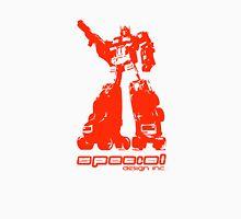 Roller Optimus (red) Unisex T-Shirt