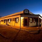 Birdsville Hotel by Evan Malcolm
