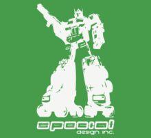 Roller Optimus (white) T-Shirt