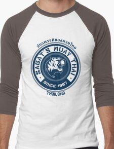 Sagat's Muay Thai Men's Baseball ¾ T-Shirt