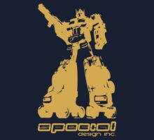 Roller Optimus (yellow) by specialman