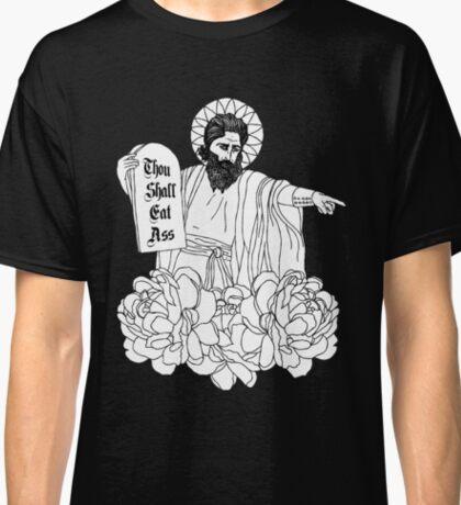 Moses Finds The Commandments Classic T-Shirt