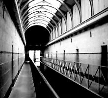Melbourne Gaol by miclile