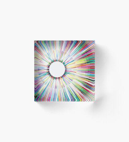 Rays Acrylic Block