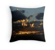 Linings Throw Pillow