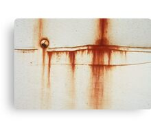 Rust Patina style 0001 Canvas Print