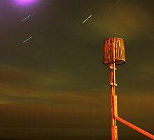 Meteor Storm by Wickerman