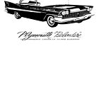 1959 Plymouth Belvedere by garts