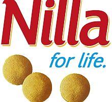 Nilla for life by viixiigfl