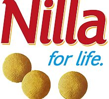 Nilla for life by viixiigfl