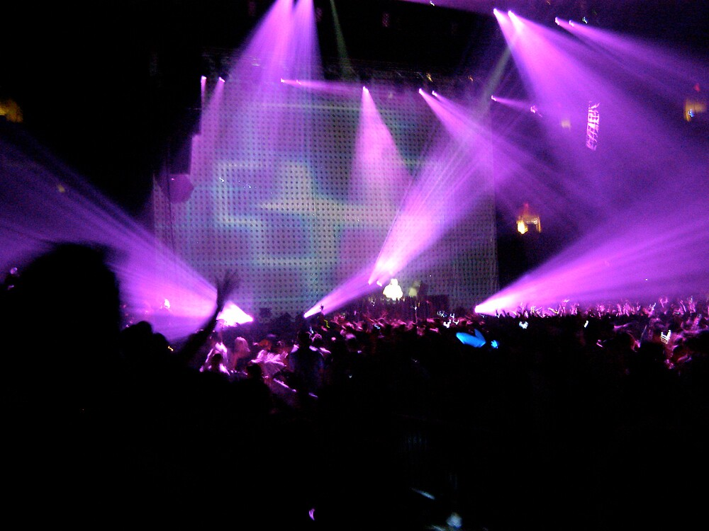Tiesto in Vancouver,BC (August 25) by Arvand