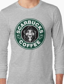 Scarbucks Coffee Long Sleeve T-Shirt
