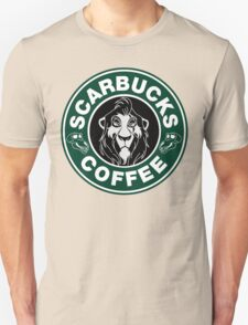 Scarbucks Coffee Unisex T-Shirt