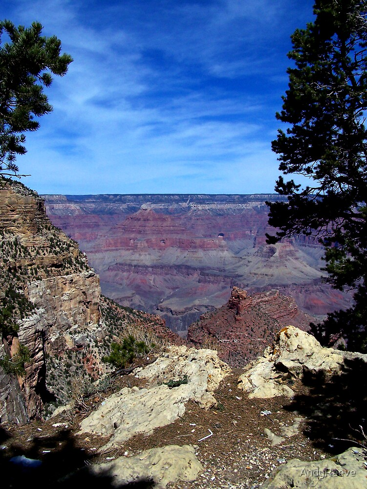 Grand Canyon by AndyReeve