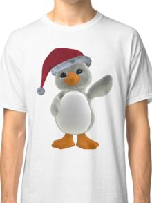 Holiday Penguin Tee Classic T-Shirt