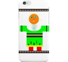 SQUARE modern, abstract figure iPhone Case/Skin