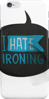 I hate ironing! by Puchu