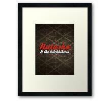 Natasha & The Hitchhikers Framed Print