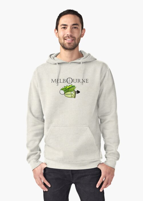 My Melbourne T by Lisadee Lisa Defazio