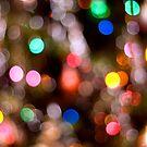 Glowing Lights 4 by Barbara Gordon
