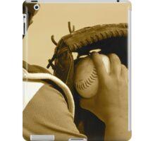 A Game Of Catch iPad Case/Skin