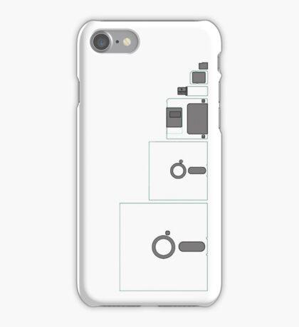 Driver Evolution iPhone Case/Skin
