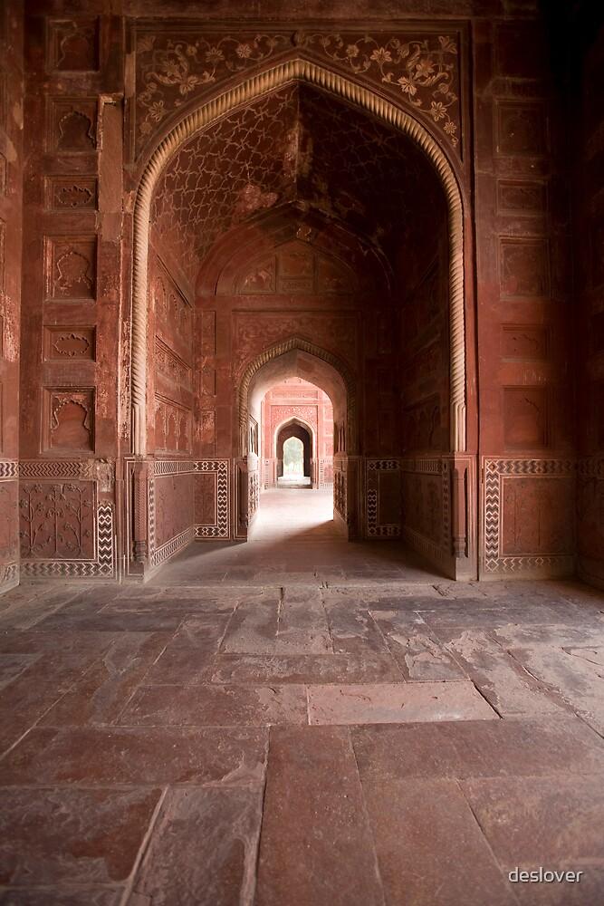 Taj Symmetry by deslover