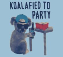Koala'd To parTAY by brilliancekid