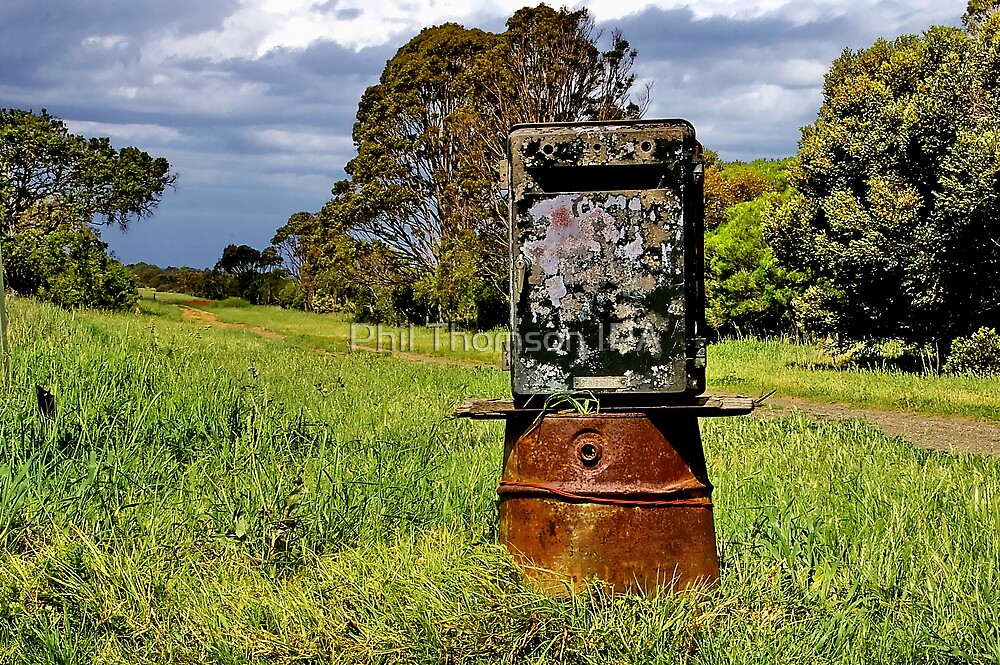"""""""The Letterbox"""" by Phil Thomson IPA"""