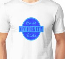 East Side Blues NYC Unisex T-Shirt