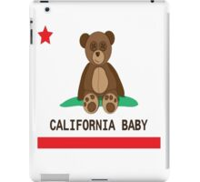 CALI BABY iPad Case/Skin
