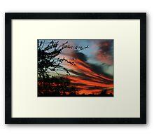 10-30 set 18 Framed Print