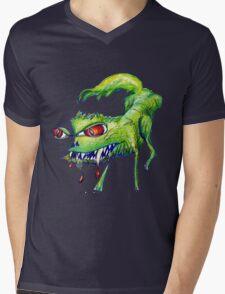 Good Kitty? Bad Kitty! Mens V-Neck T-Shirt