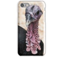 Thank You For Not Eating Turkey on Thanksgiving Day! 2014 iPhone Case/Skin