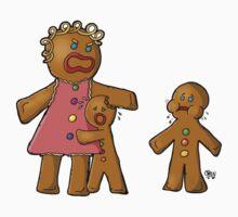 Ginger  Bread Men by Oran