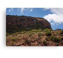 Magaliesberg Mountains, South Africa Canvas Print