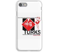Turks (Final Fantasy VII - ShinRa's Finest) [Light Version] iPhone Case/Skin