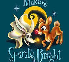 Making Spirits Bright by Ellador