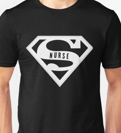 Super Nurse Awesome Super Hero Nursing Tshirt Unisex T-Shirt