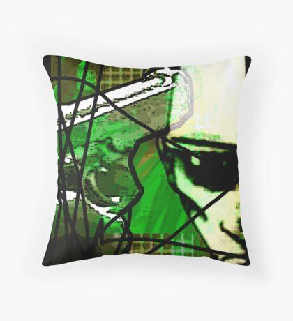 The Underdog 1 Throw Pillow