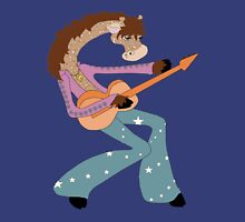 Jimmy Giraffe's Guitar Unisex T-Shirt