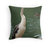 Darter Throw Pillow