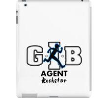 Zac Power - Agent Rockstar iPad Case/Skin