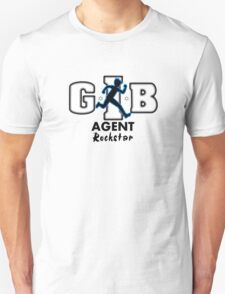 Zac Power - Agent Rockstar Unisex T-Shirt