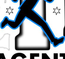 Zac Power - Agent Rockstar Sticker