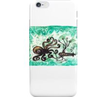 Octofight! iPhone Case/Skin